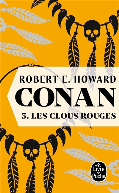 Conan T.03 - Les clous rouges  | 9782253820222 | Science-Fiction et fantaisie