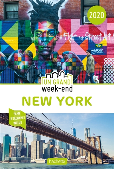 Un grand week-end - New York | 9782017063469 | Pays
