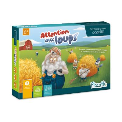 Placote - Attention aux loups | Placote