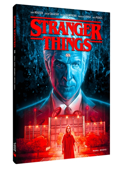 Stranger things T.02 - Six | 9791035501532 | BD adulte