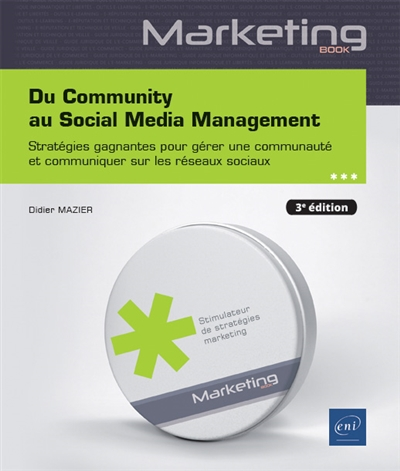 Du community au Social media management | 9782409020674 | Informatique