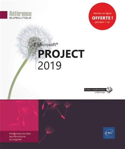 Microsoft Project 2019 | 9782409020407 | Informatique