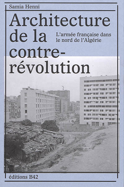 Architecture de la contre-révolution | 9782490077205 | Arts