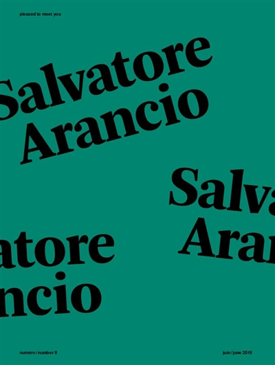 Salvatore Arancio | 9782377390335 | Arts