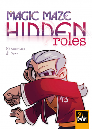 Magic Maze - Ext.  Hidden Roles | Extension