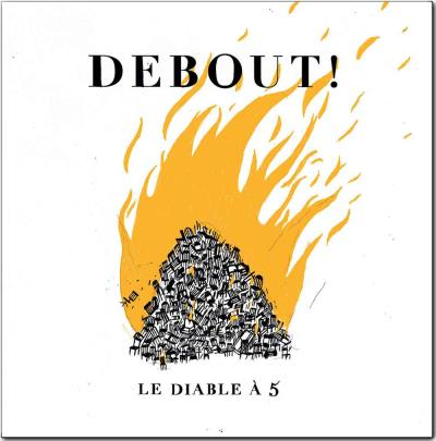 Le diable à 5 - Debout | Traditionnelle