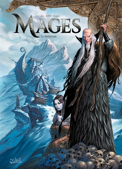 Mages T.03 - Altherat | 9782302078864 | BD adulte