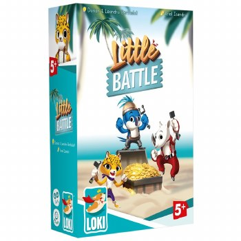 Little Battle | Enfants 5–9 ans