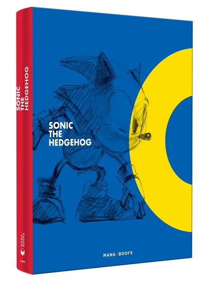 Sonic the hedgehog | 9791035501280 | Arts