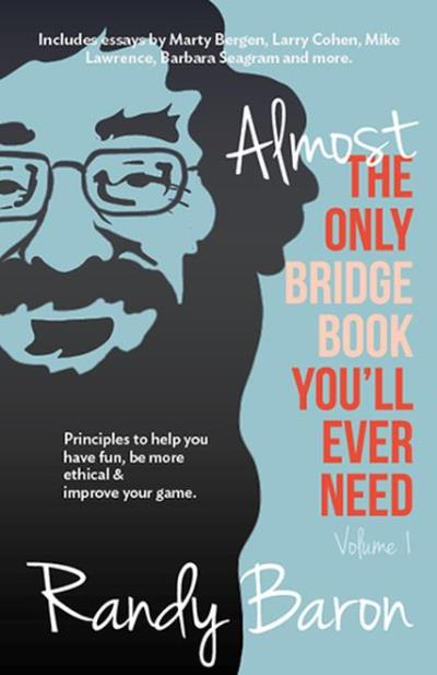 Almost the only bridge book you'll ever need T.01 | Livre anglophone