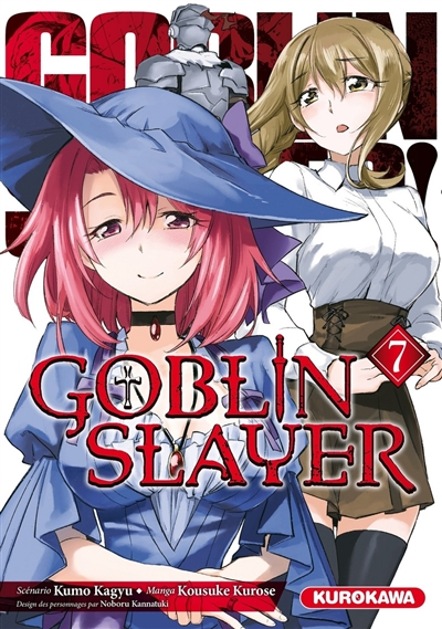 Goblin slayer T.07  | 9782368528723 | Manga adulte