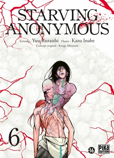 Starving anonymous T.06 | 9782811652005 | Manga adulte