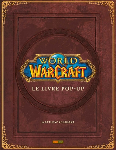 World of Warcraft : Le livre pop-up | 9782809481532 | Informatique
