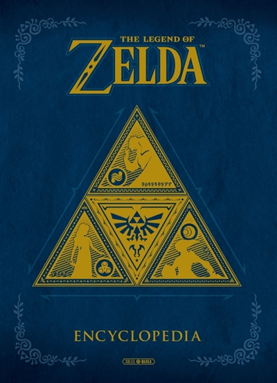 The legend of Zelda | 9782302079205 | Informatique