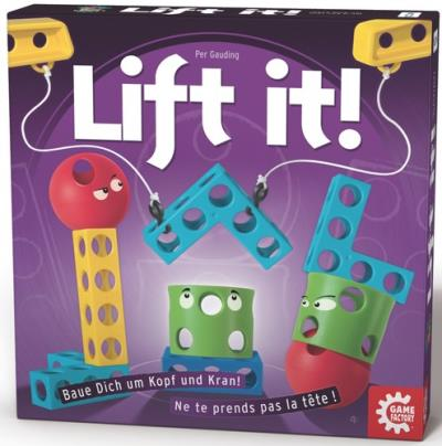 Lift it | Jeux d'ambiance