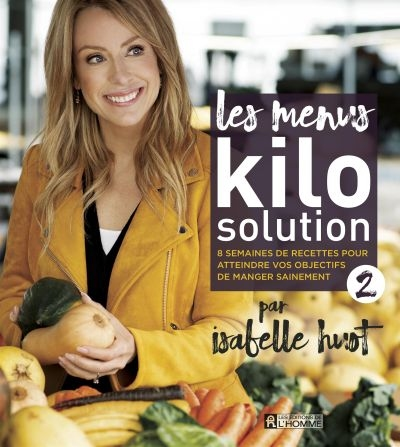 menus Kilo Solution 2 (Les) | 9782761954181 | Nutrition