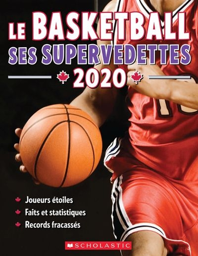 basketball (Le) - Ses supervedettes 2020  | 9781443182119 | Documentaires
