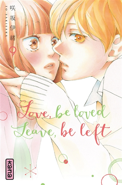 Love, be loved, leave, be left T.09 | 9782505076117 | Manga