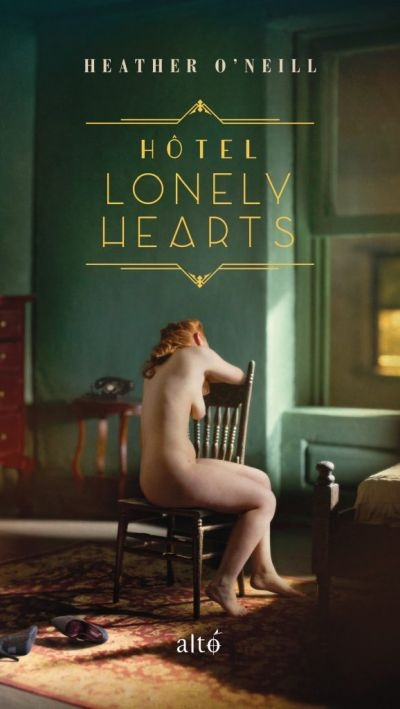 Hôtel Lonely Hearts  | 9782896944521 | Romans format poche