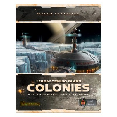 Terraforming Mars - Ext. Colonies | Extension
