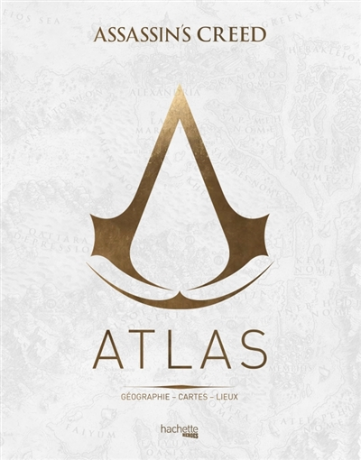 Atlas Assassin's creed | 9782017044956 | Informatique