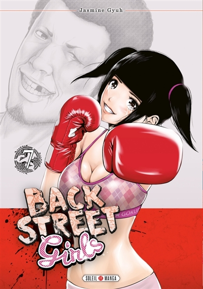 Back street girls T.07 | 9782302079045 | Manga adulte