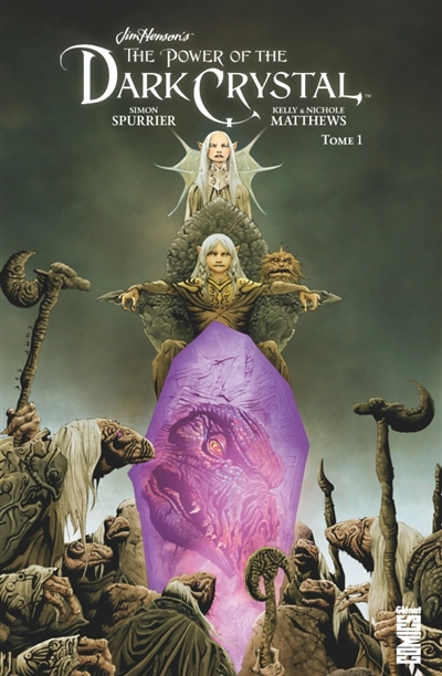 The power of the Dark Crystal T.01 | 9782344037294 | BD adulte