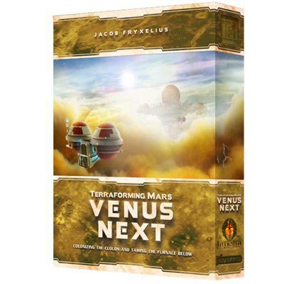 Terraforming Mars - EXT. Venus Next | Extension