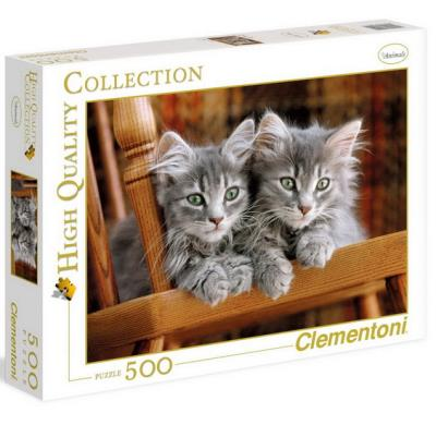 Casse-Tête 500 - Chatons | Casse-têtes