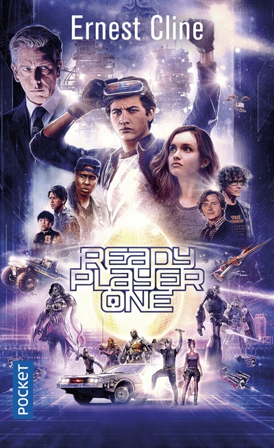 Ready player one | 9782266299398 | Science-Fiction et fantaisie