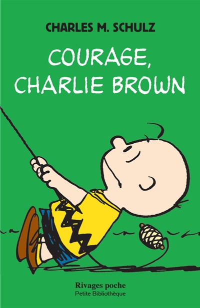 Courage, Charlie Brown | 9782743648831 | BD