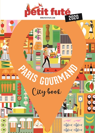 Paris gourmand 2020 | 9782305019796 | Pays