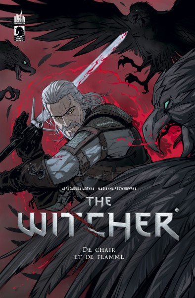 The witcher T.02 - De chair et de flamme | 9791026810056 | BD adulte