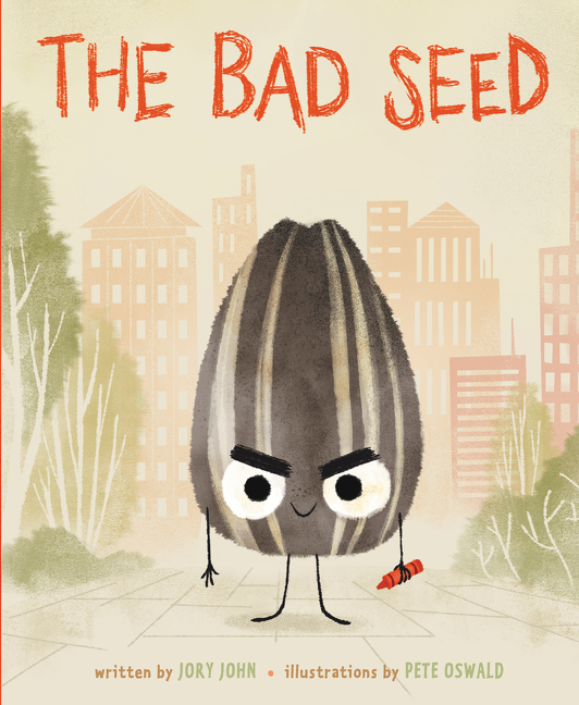 The Bad Seed | Picture books