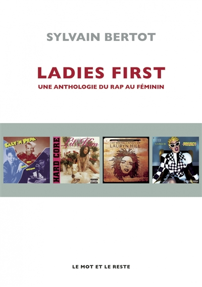Ladies first : une anthologie du rap au féminin | 9782361390945 | Arts