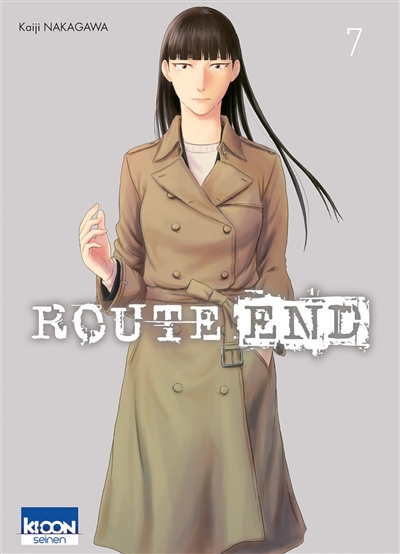 Route end T.07 | 9791032705742 | Manga adulte