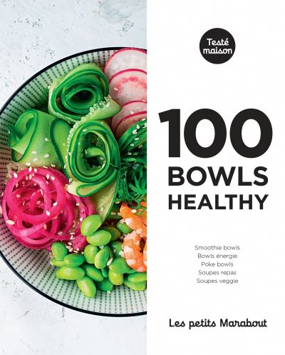 100 bowls healthy | 9782501145176 | Nutrition