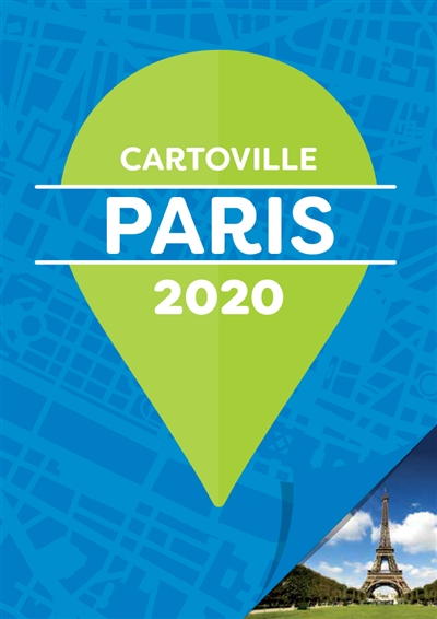 Cartoville - Paris 2020 | 9782742458271 | Pays