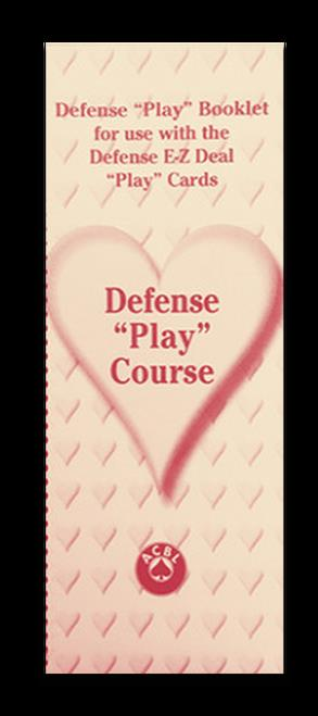 Play Course- Heart (Defense) | Livre anglophone