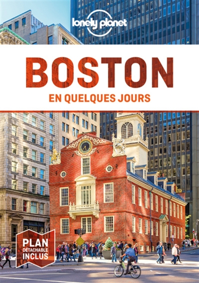 Lonely Planet - Boston en quelques jours | 9782816184167 | Pays