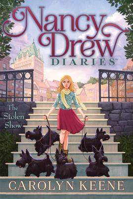 Nancy Drew Diaries T.18 - The Stolen Show  | 9781534405776 | Roman 8 ans +
