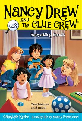 Nancy Drew and the Clue Crew T.23 - Babysitting Bandit | 9781416978138 | Roman 8 ans +