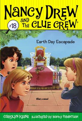 Nancy Drew and the Clue Crew T.18 - Earth Day Escapade | 9781416972181 | Roman 8 ans +