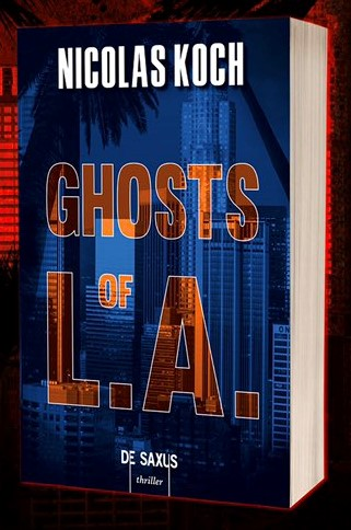 Ghosts of LA | 9782378760502 | Policier