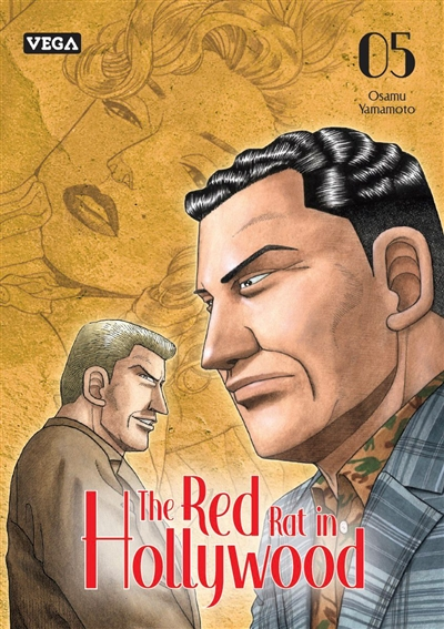 The Red Rat in Hollywood T.05 | 9782379500398 | Manga adulte