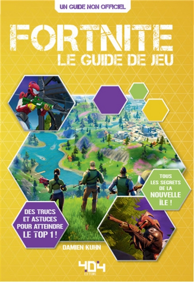 Fortnite : le guide du jeu | 9791032403594 | Informatique