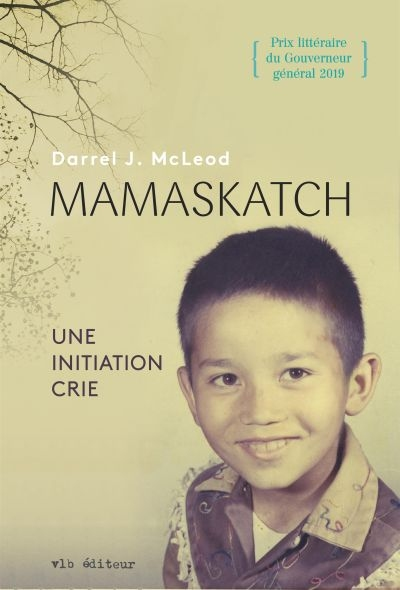 Mamaskatch  | 9782896498284 | Biographie