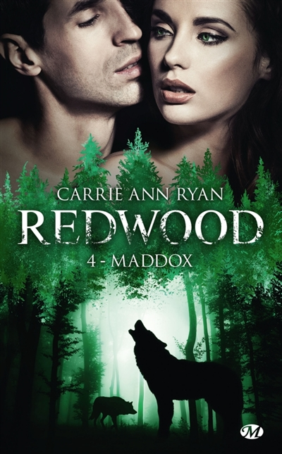 Redwood T.04 - Maddox | 9782811229146 | Science-Fiction et fantaisie