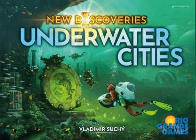 Underwater Cities - EXT. New discoveries | Extension