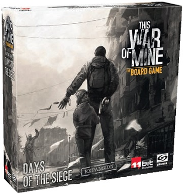 This war of mine - Days of the siege (anglais) | Extension